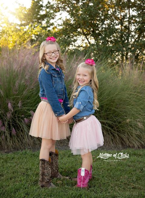 Children Photography - Katy, TX - Lifetime of Clicks Photography