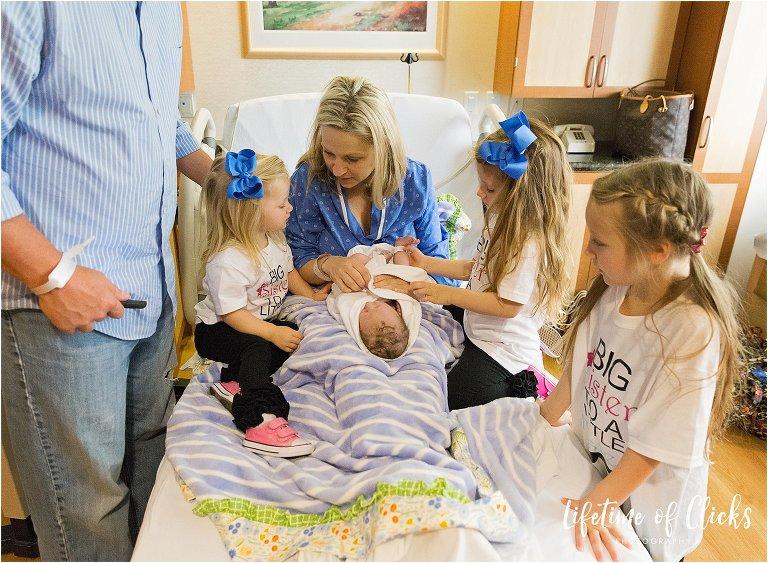 Katy TX Birth Photographer captures births at Tomball Regional Hospital