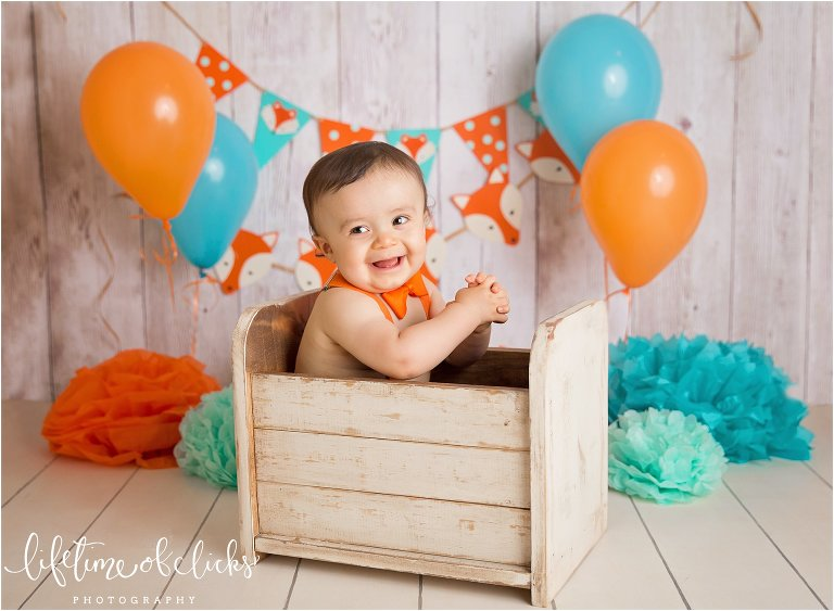 Houston Baby Photographers Studio Session by Lifetime of Clicks Photography