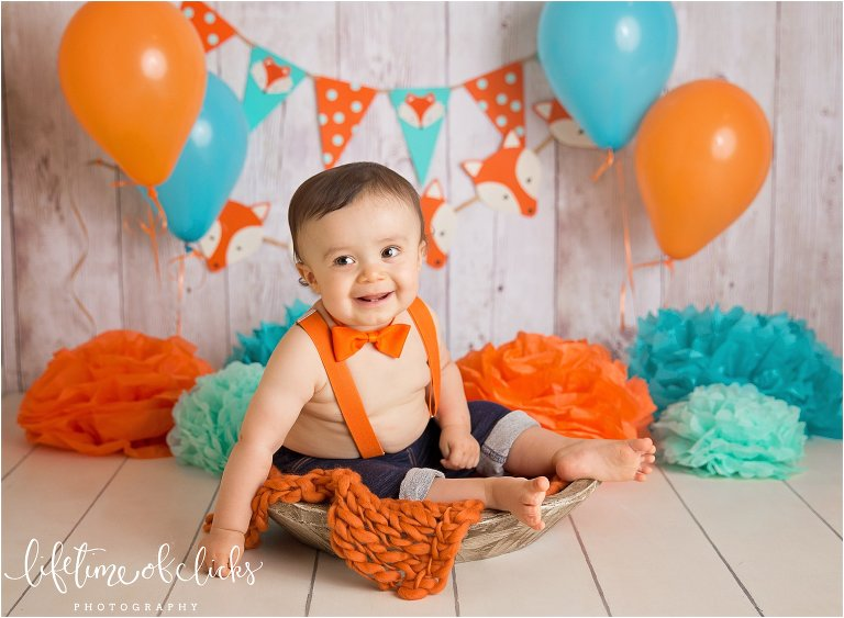 Houston Cake Smash Session By Lifetime Of Clicks Photography