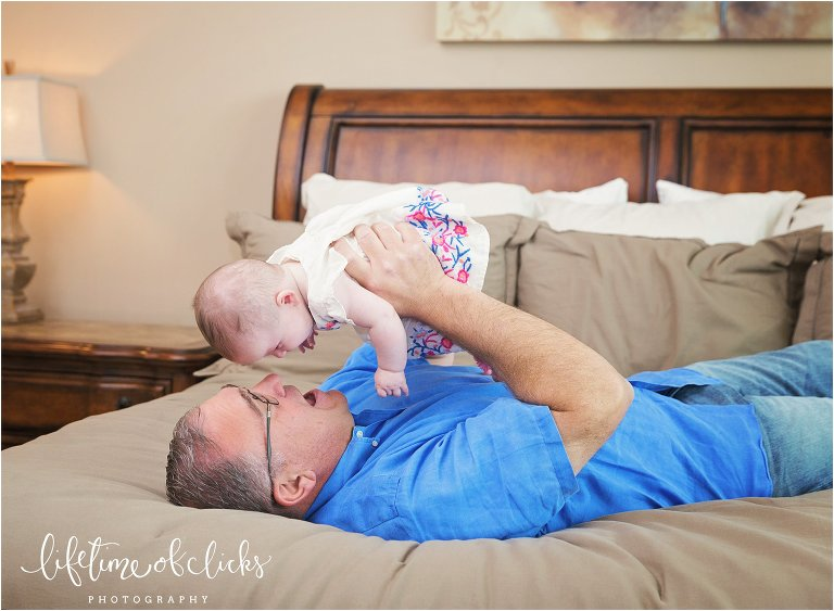 Father and daughter photo | Fulshear TX Family Photographer