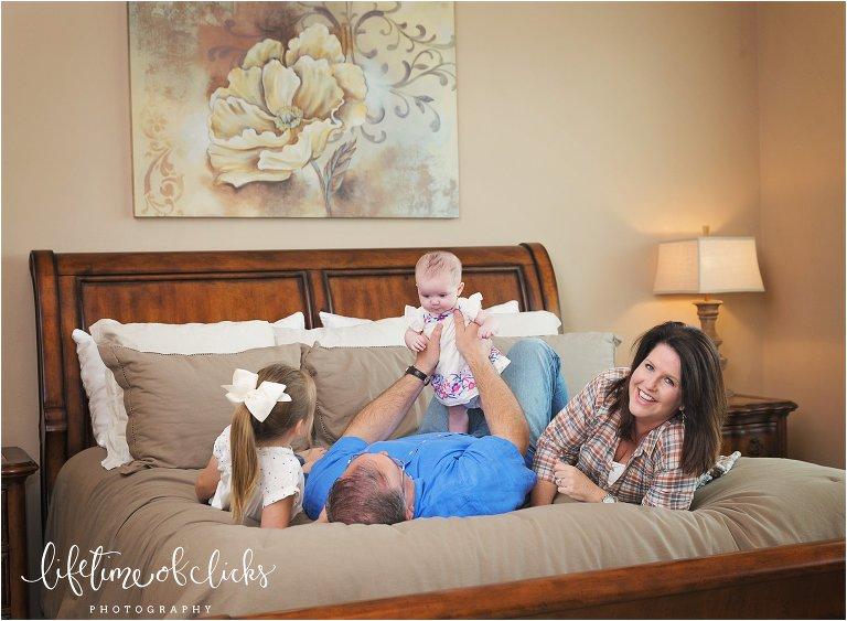 Lifestyle family session | Fulshear TX Family Photographer