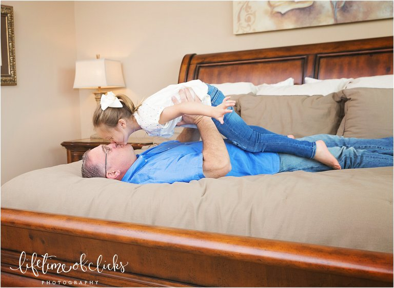 Daddy daughter photo | Fulshear TX Family Photographer