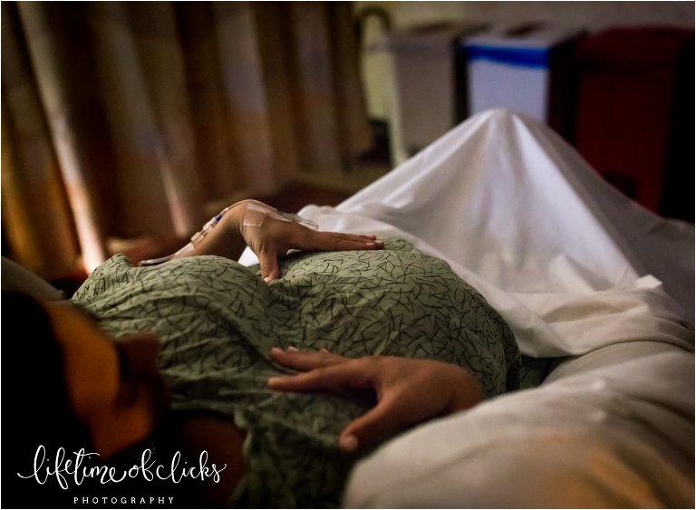 The Women's Hospital Houston Birth Story | Baby M